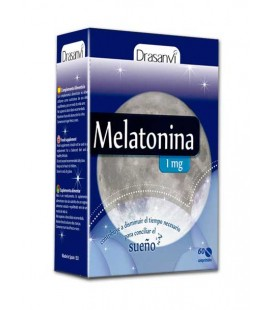 MELATONINA 1 MG 60 CAPSULAS