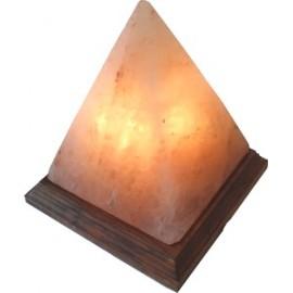 lampara de sal piramide