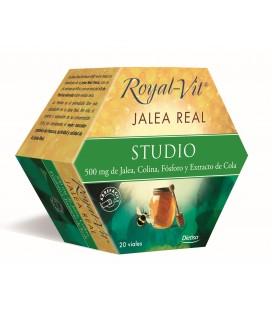 Dietisa jalea real royalvit studio 20 viales