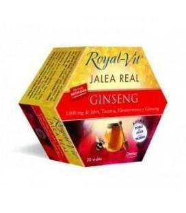 Dietisa jalea real royalvit top ginseng 20 viales