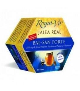 Dietisa jalea real royalvit bal-san forte 20 viales