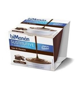Bimanán copa de chocolate 210 g.