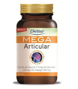 Dietisa mega articular 60 cápsulas
