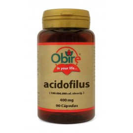 ACIDOFILUS 400MG  90CAP