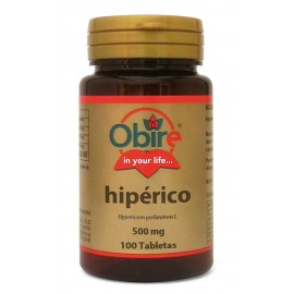 HIPERICO 500MG 100COMP