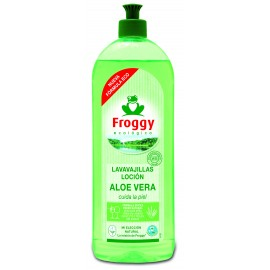lavavajillas aloe vera ecologico froggy 750ml