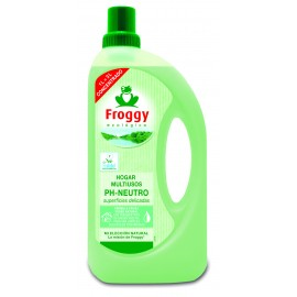 multiusos ph neutro ecologico froggy 1000ml