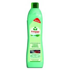 crema para vitro mineral ecologica froggy 500ml