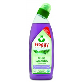 limpia wc gel lavanda ecologico froggy 750ml