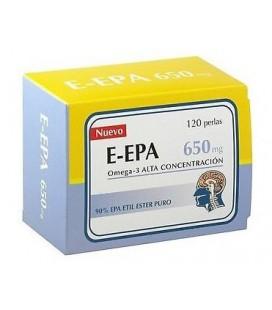 E EPA 90% 650MG 120PERL