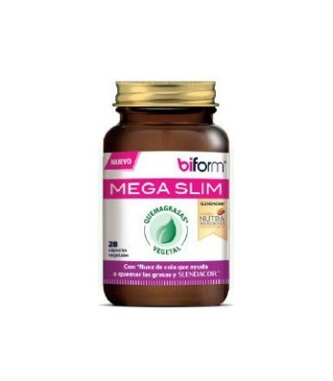 Dietisa Biform Mega Slim Quemagrasas Vegetal 28 caps