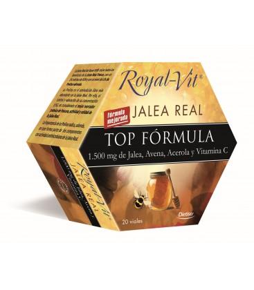 Dietisa jalea real Top Fórmula 20 viales