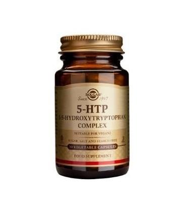 5-HIDROXITRIPTOFANO (5-HTP) 30cap.veg. SOLGAR