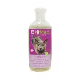 locion abrillantadora con perfume gatos 250ml
