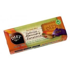 galletas almendra zanahoria 220gr