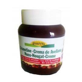 crema chocolate hasel nougat creme 400gr