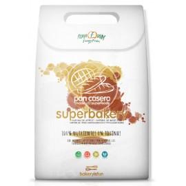 superbakery preparado de pan eco sin gluten