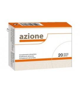 Azione 20 cápsulas bioserum