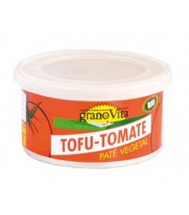 Pate tofu tomate lata bio 125gr