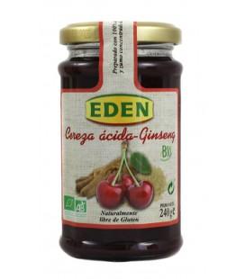 Mermelada cereza acida ginseng bio 240gr