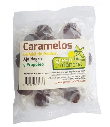 CARAMELOS MIEL AJO NEGRO Y PROPOLEO 100 GR