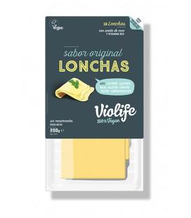 Refrig queso violife original lonchas 200 gr.