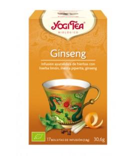 Yogi tea ginseng bio 17 bolsitas