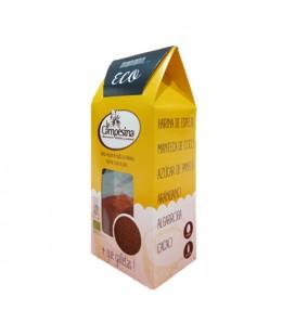 Galletas eco de espelta con arandano algarroba y cacao 115gr antioxidante