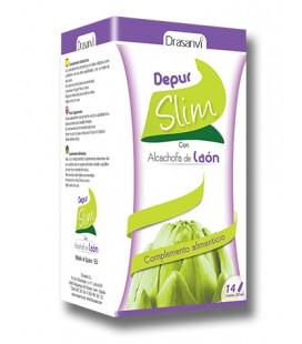 Depur slim alcachofa de laon 14 amp
