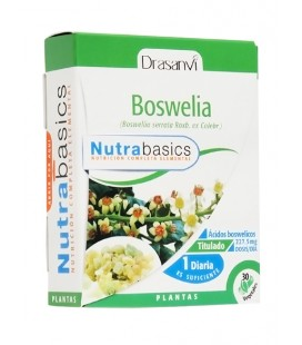 Boswelia 30caps nutribasics drasanvi