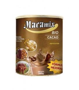 Macamix bio cacao  polvo 340gr
