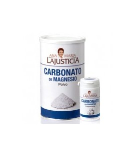 Carbonato de magnesio polvo 180gra