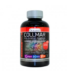 Collmar magnesio cereza masticable 180 comp. dransavi
