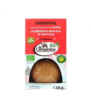 galletas oriental bio 120 g