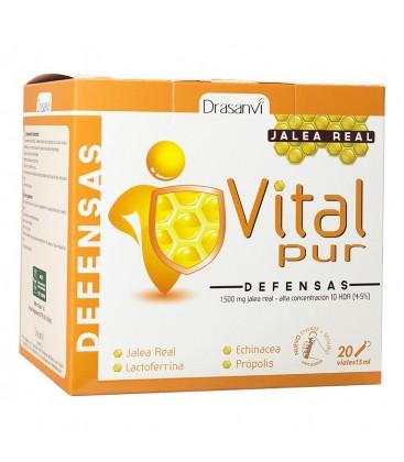 Vitarpur defensas 20 viales Drasanvi