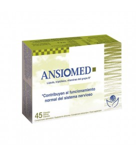 Ansiomed 45 cápsulas bioserum