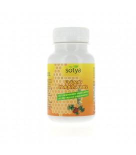 Propoleo masticable 800 mg 100 comprimidos sotya