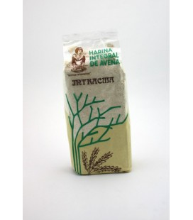 Harina de avena integral 500 gr. intracma