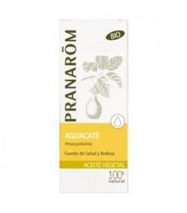 Pranarom aguacate bio 50 ml aceites vegetales