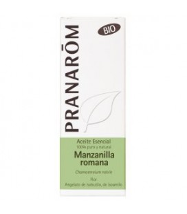 Aceite esenciales pranarom manzanilla romana bio 5 ml