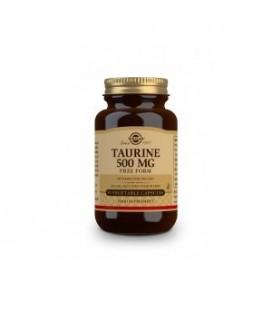 TAURINA 500 mg. 50 CAP.VEG 2700 SOLGAR