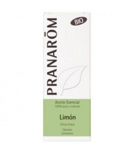 LIMON BIO 10 ML ACEITES ESENCIALES PRANAROM