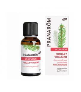 Aceite Fuerza y Vitalidad Pino Y Ravintsara BIO ECO PRANAROM 30ML