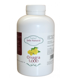 Onagra 200 perlas 1.000 mg. Jada Natural