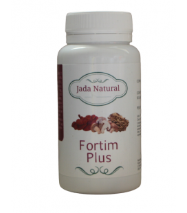 Fortim Plus de Jada Natural 60 cápsulas
