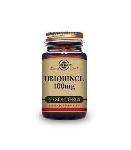 Ubiquinol 100 mg. de Solgar