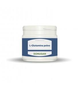 L-Glutamina 200 gr. polvo Bonusan
