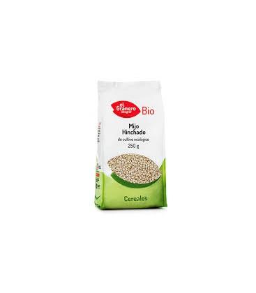 Mijo Hinchado Bio 100 gramos El Granero