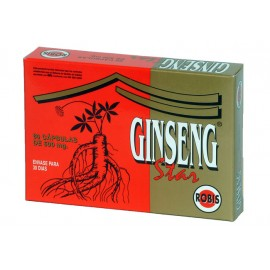 GINSENG STAR 30 CAPS 500MG