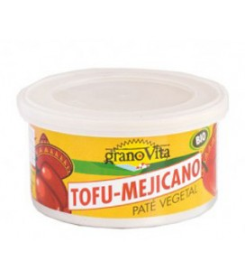 Pate tofu mejicano bio lata 125 gr